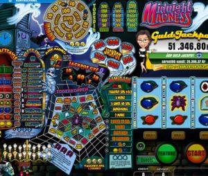 Midnight Madness spilleautomat